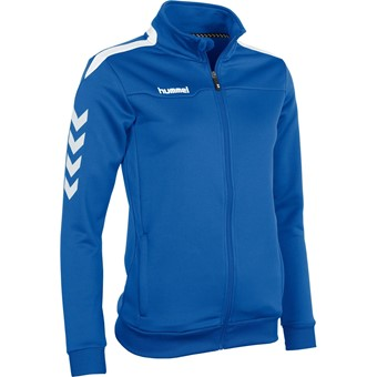 Picture of Hummel Valencia Trainingsvest Rits Dames - Royal