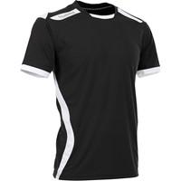 Hummel Club Shirt Korte Mouw Kinderen - Zwart / Wit