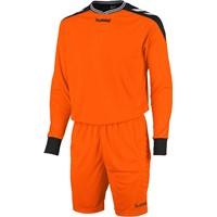 Hummel Basel Keeperstenue Kinderen - Oranje / Zwart