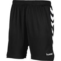 Hummel Burnley Short - Zwart / Wit