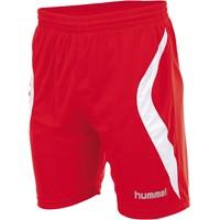 Hummel Manchester Short - Rood / Wit