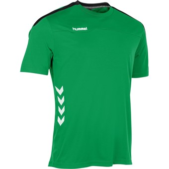 Picture of Hummel Valencia T-shirt Kinderen - Groen