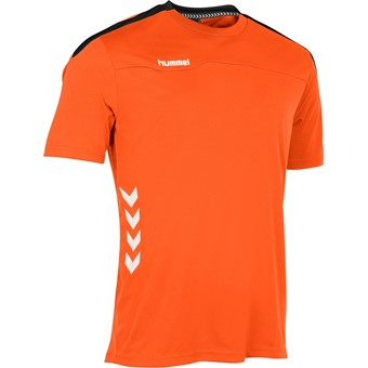 Picture of Hummel Valencia T-shirt - Oranje