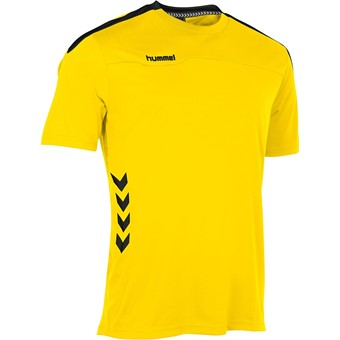 Picture of Hummel Valencia T-shirt - Geel
