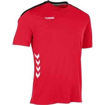 Picture of Hummel Valencia T-shirt Kinderen - Rood
