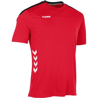 Picture of Hummel Valencia T-shirt - Rood