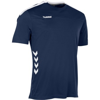 Picture of Hummel Valencia T-shirt - Marine