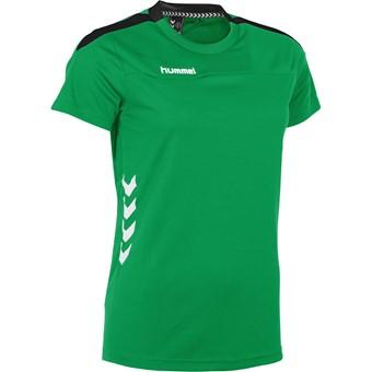Picture of Hummel Valencia T-shirt Dames - Groen
