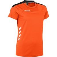 Hummel Valencia T-shirt Dames - Oranje