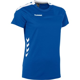 Picture of Hummel Valencia T-shirt Dames - Royal