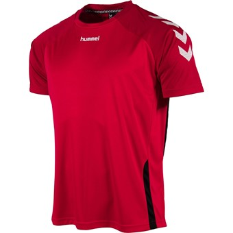 Picture of Hummel Authentic T-shirt Kinderen - Rood