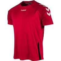 Hummel Authentic T-shirt Kinderen - Rood