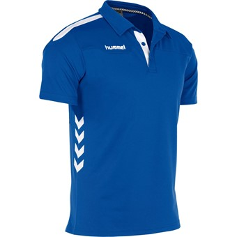 Picture of Hummel Valencia Polo - Royal