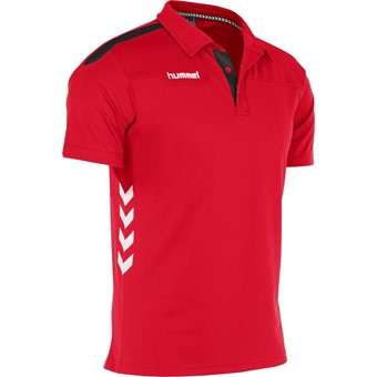 Picture of Hummel Valencia Polo - Rood
