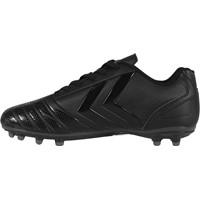 Hummel Noir Fg Voetbalschoen (stevige Ondergrond) - Zwart
