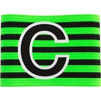 Hummel Aanvoerdersband Met Klittenband - Fluo Groen / Zwart