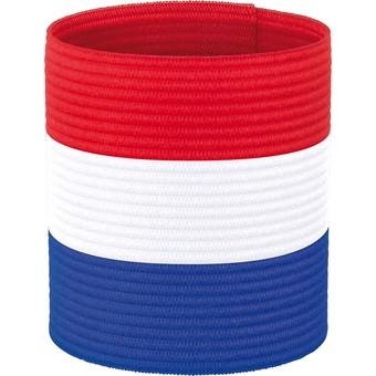 Picture of Hummel Nl Aanvoerdersband - Rood / Wit / Royal