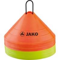 Jako (30X) Markeringshoedjes - Oranje / Geel