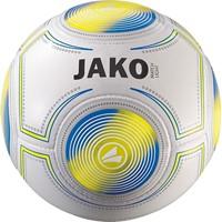 Jako Match Light (Ca. 290 G) Voetbal - Wit / Geel / Jako Blauw