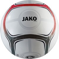 Jako Speed (ims) Trainingsbal - Wit / Rood / Antraciet