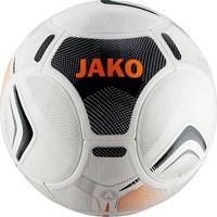 Jako Galaxy 2.0 Trainingsbal - Wit / Zwart / Oranje