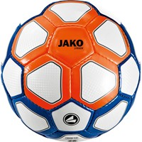 Jako Striker (5) Trainingsbal - Wit / Marine / Flame