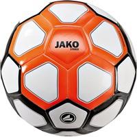 Jako Striker Ms Trainingsbal - Wit / Fluo Oranje / Zwart