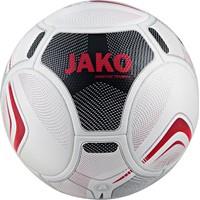 Jako Prestige Wedstrijd/trainingsbal - Wit / Zwart / Rood