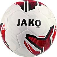 Jako Champ Wedstrijd/trainingsbal - Wit / Rood / Zwart