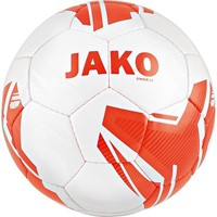 Jako Striker Ms 2.0 Size 5 (290 G) Lightbal - Wit / Flame