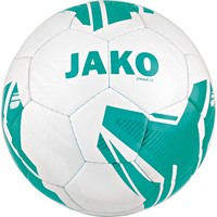 Jako Striker Ms 2.0 Size 5 (350 G) Lightbal - Wit / Turkoois