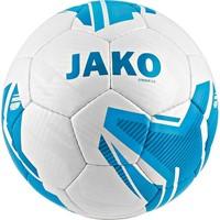 Jako Striker 2.0 Size 4 (290 G) Lightbal - Wit / Jako Blauw