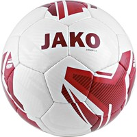 Jako Striker 2.0 Size 5 (350 G) Lightbal - Wit / Rood