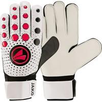 Jako Protect 3.0 Keepershandschoenen - Wit / Zwart / Rood