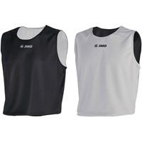 Jako Change Reversible Shirt Kinderen - Grijs / Zwart