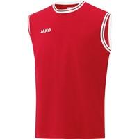 Jako Center 2.0 Basketbalshirt - Rood / Wit