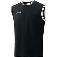 Jako Center 2.0 Basketbalshirt Kinderen - Zwart / Wit