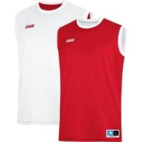 Jako Change 2.0 Reversible Shirt Kinderen - Rood / Wit