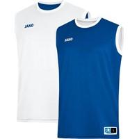 Jako Change 2.0 Reversible Shirt Kinderen - Royal / Wit