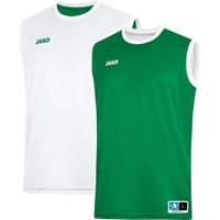 Jako Change 2.0 Reversible Shirt Kinderen - Sportgroen / Wit