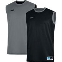 Jako Change 2.0 Reversible Shirt - Zwart / Steengrijs