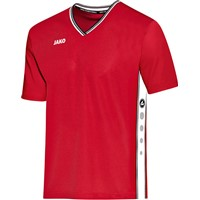 Jako Center Shooting Shirt - Rood / Wit