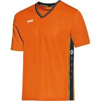 Jako Center Shooting Shirt Kinderen - Fluo Oranje / Zwart