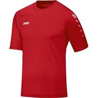 Jako Team Shirt Korte Mouw Kinderen - Rood