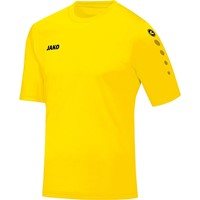 Jako Team Shirt Korte Mouw - Citroen