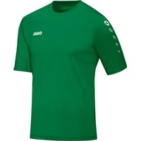 Jako Team Shirt Korte Mouw Kinderen - Sportgroen