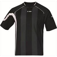 Jako Passion Shirt Korte Mouw - Zwart / Wit / Zilver