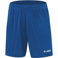 Jako Manchester Short Kinderen - Wit / Royal