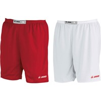 Jako Change Reversible Short Kinderen - Rood / Wit