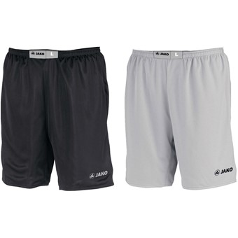 Picture of Jako Change Reversible Short - Zwart / Grijs